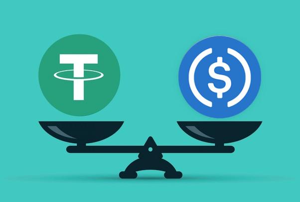 稳定币比较:USDC首次公布资产构成 与USDT有何异同
